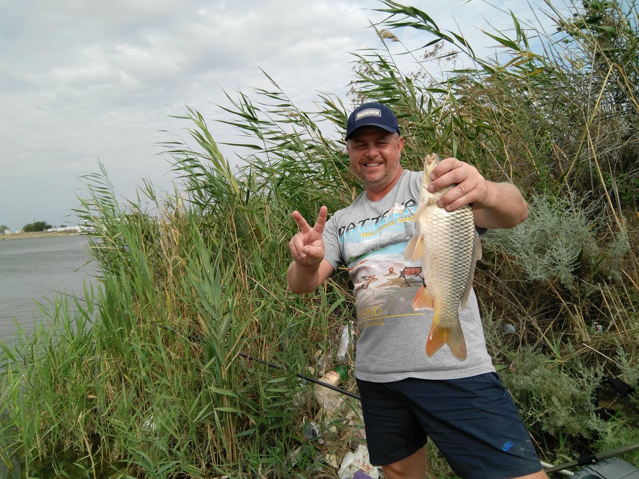 Рыбалка на сасык одесская